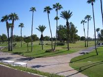 McCormick Ranch Golf Course surrounde by beautiful homes, lakes and bike paths. Click the palm tree for a tour of McCormick Ranch Golf Club.