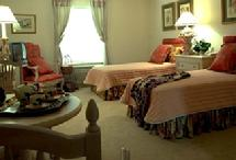 Senior Assisted Living bedroom